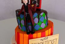 Book Birthday Cakes / Birthday cakes based on books - perfect for World Book Day