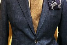 Love a well dressed man!