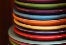 Fiesta Ware  Dishes / by Malinda Balentine