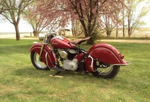 Veteran motorcykler