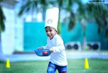 JUNIOR OLYMPICS 2016 to celebrate childhood and sportsmanship / It's time for action, as JUNIOR OLYMPICS 2016 commences across all branches of Mother's Pride. With great zeal and enthusiasm, our little Prideen's are all geared up as they actively participate in, sack race, hurdle race, spoon n lemon race, relay and many others. JUNIOR OLYMPICS is a celebration of childhood, team spirit, sportsmanship and self confidence. Our children are having great fun and enjoyment which definitely make the Sports day a roaring success.
