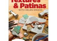 Metalsmithing: cutting, texturing, and forming metal / All things metalsmithing, including adding texture to metal, sawing and cutting metal, creating spirals, tubes and curves, forging, creating depth and dimension in metal, and more.  / by Interweave