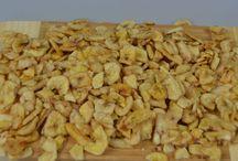 1 kg Bananenchips bruch