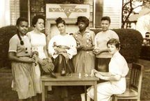 History / Images showing the journey of the YWCA.