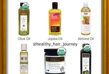 Natural Hair / Hair Info, styles and news / by Angela Powers