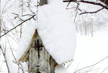 Wintertaferelen