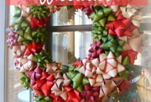 Ho Ho Ho | Christmas / Christmas is always a time to go over the top with decoration and creativity - ideas to do just that!