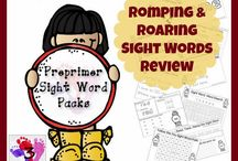 Learning to Read: sight words