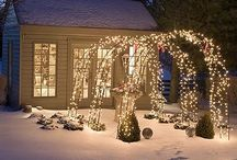 L'hiver / holiday cheer and winter wonderland