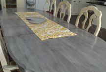 repurposing furniture / by Lori Blair