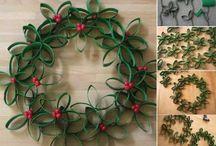 karácsonyi dekor...