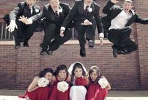 Wedding Party Picture Ideas / by NY Wedding And Events