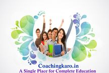 Institute / We are providing the services for students like best coaching classes, institute, home tutors and Summer classes.