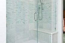Shower replacing bath