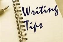 Fiction Writing Tips / Tips / by Shirleen Davies, Author
