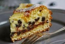 torta mascarpone ricotta e cioccolato