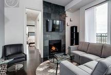 Parsons Interiors...Old Mill Toronto Condo / Condo, design and decorating