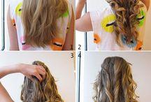 Hair / by Marli Berggoetz
