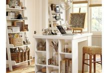 Craft Rooms  / by Tilly's Treasures