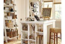 Home Inspiration: Work Room