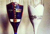 Wedding - glasses