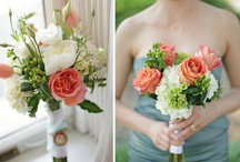 Wedding Flowers / Bridal & Bridesmaids Bouquets
