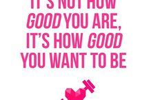 Fitness Meiden Quotes