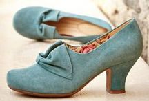 vintage topánky