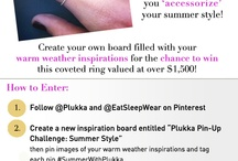 Plukka Pin-Up Challenge: Summer Style