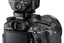 Kamera og udstyr
