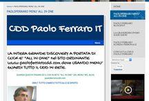 ARTICOLI DA PAOLOFERRARO BLOGSPOT