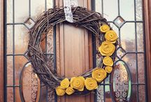 fall decor / by Vivian Leigh Wolfe