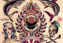 navy tatoo