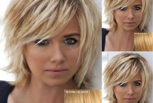 Short hair styles / I love short hair styles - these are some of my favourites.
