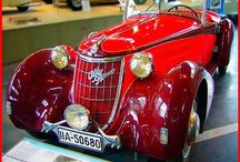 Cars.-Old timer cars.