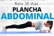 Planchar los abdominales