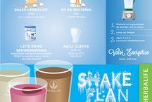 Receita shake