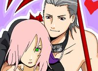 Hidan and Sakura