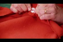 Video na montáž magnetu do tašky
