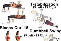 Exercices musculation bras / arms exercises / Exercices musculation bras à la maison - arms exercises at home. #arms #fitness #musculation
