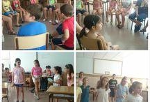 ESTIU '15 A CARMELITES / Activitats d'aquest estiu a Carmelites Tarragona, ens movem!!
