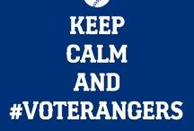 #VoteRangers / by Texas Rangers