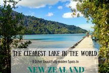 NZ tramps and hot spots