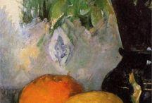 Cézanne Paul (1839-1906) / francúzsky maliar -