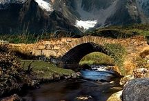 Travel Images - Chile