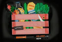 Orange ITNB / by Cristela Garcia