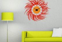 Decorar con vinilos / Ideas para decorar comedores, cocinas, dormitorios y baños con vinilos.