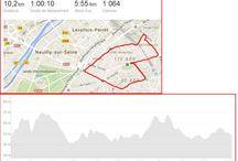 Entrainement au Semi-Marathon de Paris 2015