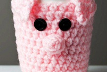 Knitting and not only / Tricotage, crochet and cross stitch