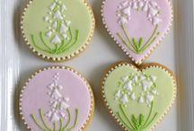 cookies / flower